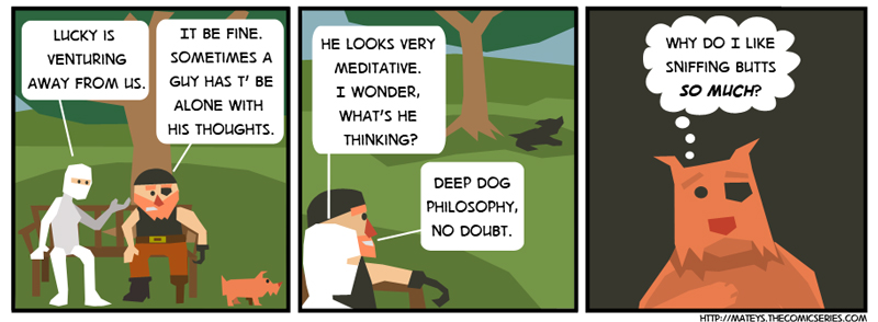 Dog Philosophy