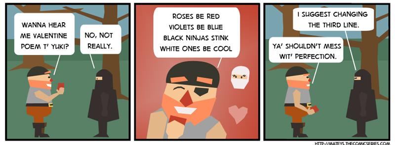 Valentine's Poem