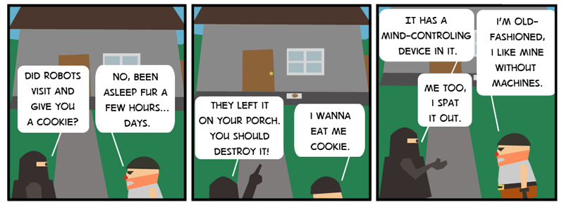 Cookie Crunch