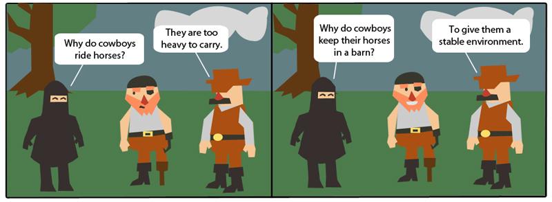 A Cowboy's Way